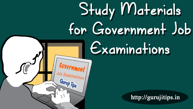 Government Job Examinations