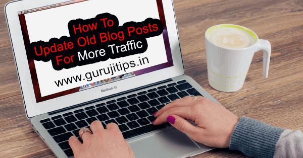update blog post for traffic
