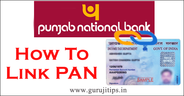 link pan with pnb