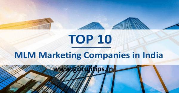 top 10 mlm companies