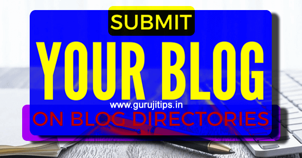 submit hindi blog