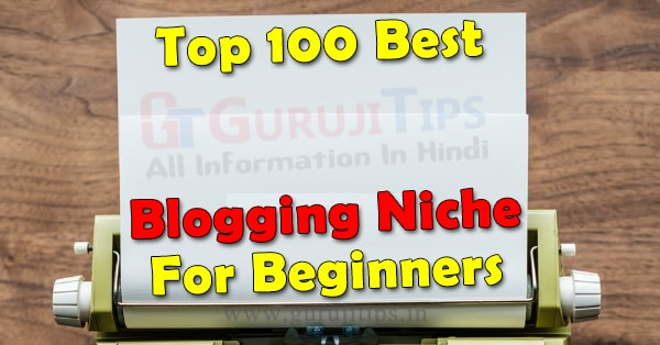 best blogging niche