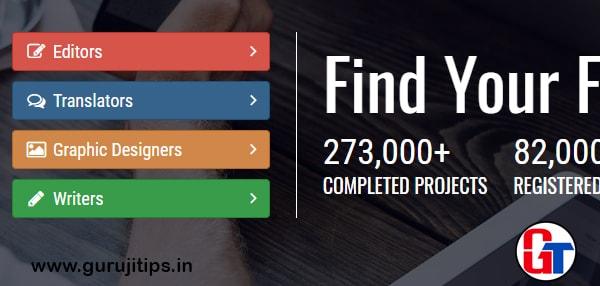 servicescape freelancing site